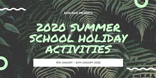 Baw Baw Summer School Activities - Teen Meditation