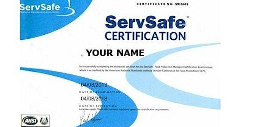 Servsafe Online Manager Exam | Proctor Hartford Connecticut