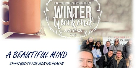 StMU Winter Weekend  Retreat - NEW DATE! tickets