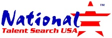 National Talent Search USA logo