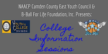 2020 BBALLFORLIFE  and NAACP C.C.D.Y.C. HBCU TOUR SESSIONS: SESSION 4 tickets