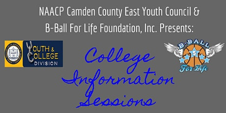 2020 BBALLFORLIFE  and NAACP C.C.D.Y.C. HBCU TOUR SESSIONS: SESSION 5 tickets