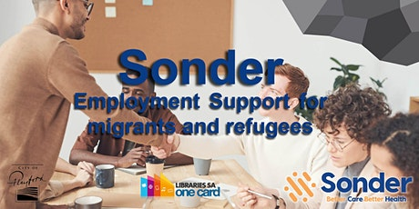 Employment Support for Migrants and Refugees tickets
