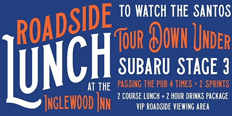 Roadside Lunch at the Inglewood Inn tickets