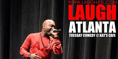 Laugh Atlanta Comedy Jam tickets