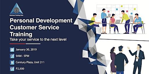 Personality Development & Customer Service Training