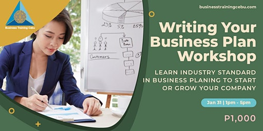 Writing Your Business Plan