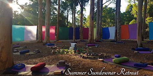 Summer Sunset & Supper Nature Retreat