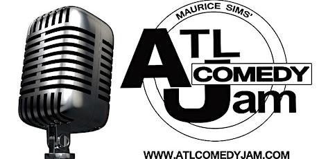 Kats Cafe presents ATL Comedy Jam 2021 tickets