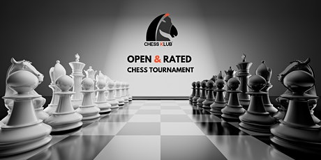 Chess KLUB - Feb 2020 Open CHESS TOURNAMENT (USCF Rated) tickets