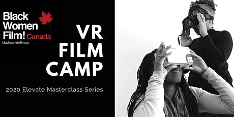VR Film Camp for Black Womyn Creators tickets