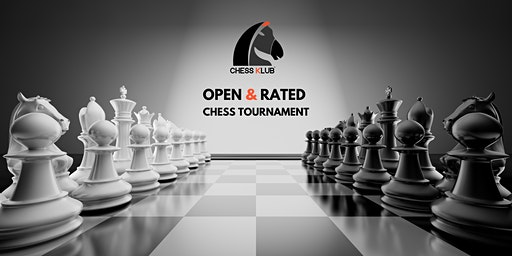Chess KLUB - March 2020 Open CHESS TOURNAMENT (USCF Rated)
