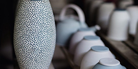 Introduction to Pottery 10 Week Intensive Course tickets