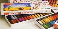 Developing skills with Inscribe Soft Pastel