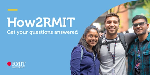How2RMIT Information Session and Campus Tour (City Campus)