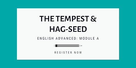 HSC English Workshop: The Tempest & Hag-Seed tickets