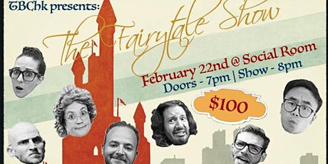 TBC HK PRESENTS: The Fairy Tale Show tickets