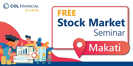 Building Wealth Through Stock Market Investing [MAKATI] tickets