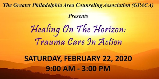 Greater Philadelphia Area Counseling Association (GPACA) Trauma Symposium