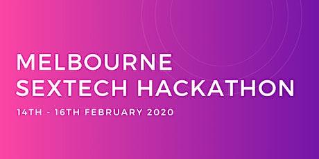 Melbourne Sextech Hackathon tickets