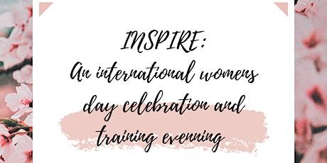 Inspire: An International Womens Day Celebration tickets