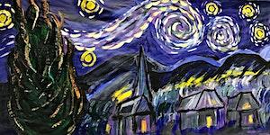Under The Influence Of Van Gogh