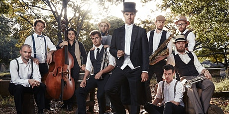 THE NIGHT CAT SWING ORCHESTRA with Swing Patrol FItzroy tickets