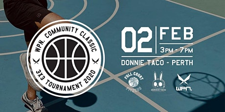WPN Community Classic - 3 x 3 Basketball Tournament tickets