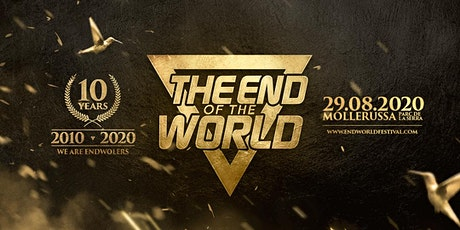 The End of The World 2021 entradas
