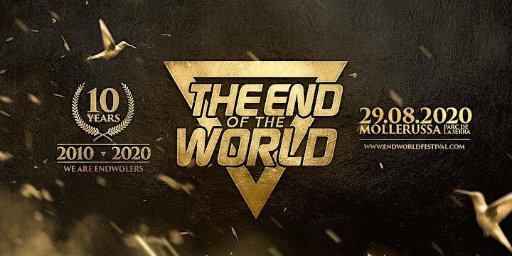 Imagen de The End of The World 2021