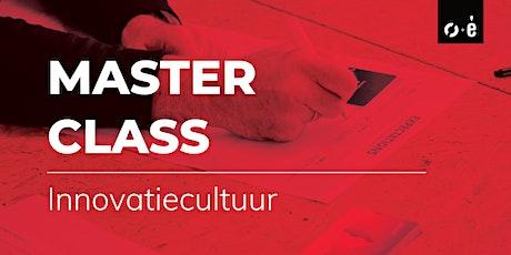 Masterclass innovatiecultuur tickets