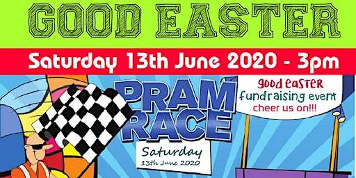 Good Easter Pram Race