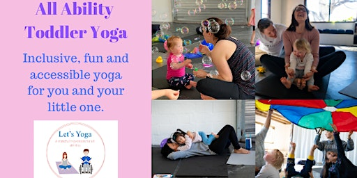All Ability Toddler Yoga Workshop