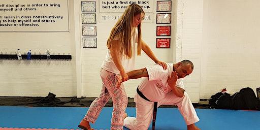 School of Freestyle Martial Arts - Ladies Self-defence Workshop