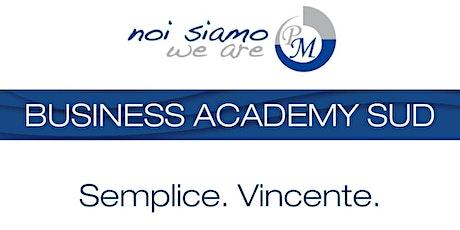Business Academy Sud - Roma biglietti