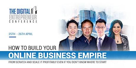 Digital Entrepreneur Conference tickets