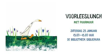 Voorleeslunch Roermond tickets