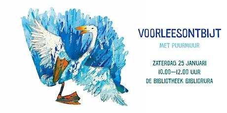 Voorleesontbijt Roermond tickets