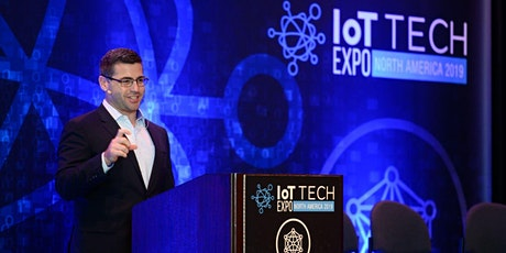IoT Tech Expo North America 2020 tickets