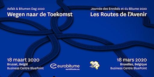 Asfalt & Bitumen Dag - Journée des Enrobés et du Bitume 2020