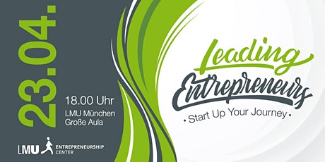 LEADING ENTREPRENEURS Tickets
