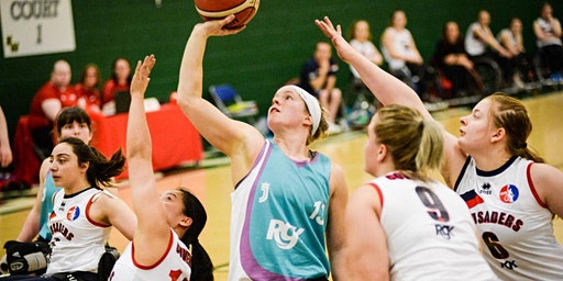 Women's League: Angels of the North v CWBA