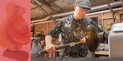 Nuneaton Store - Woodturning With Martin Saban-Smith