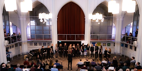 Nieuwjaarsconcert Amsterdam Zang Academie tickets