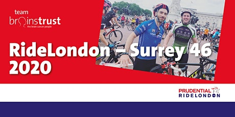 Prudential Ride London Surrey 46 - Free charity place tickets