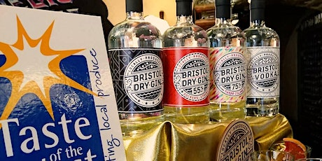 Gin Tasting with Bristol Dry Gin tickets