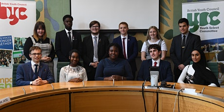 Youth Select Committee 2019: Report Launch tickets