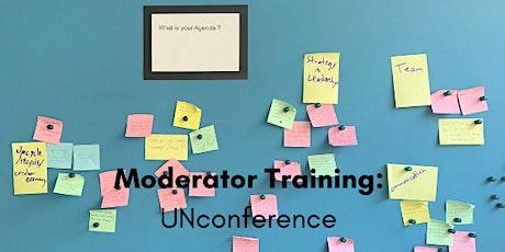 GreenBuzz Moderator Training: Unconferences tickets