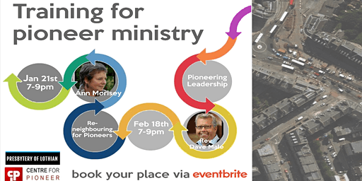 Training for Pioneering Ministry