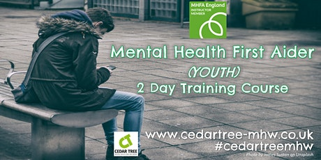 Mental Health First Aid (Youth) - 2 Day course tickets